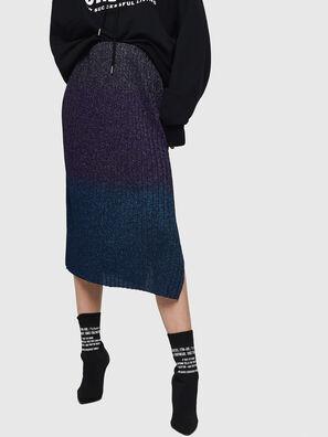 M-ELY, Dark Blue - Skirts