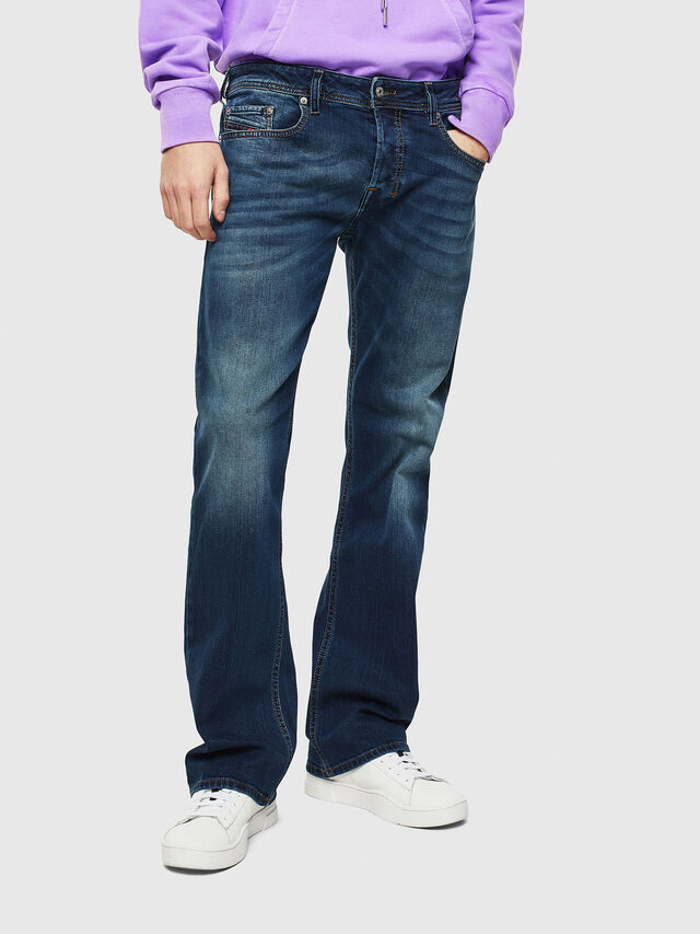 ZATINY 084BU, Blue Jeans
