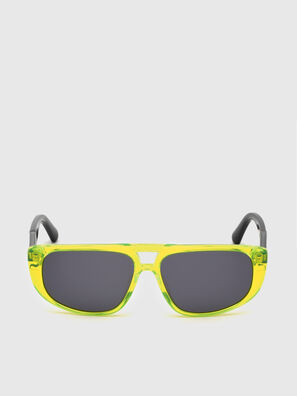DL0306, Yellow Fluo - Kid Eyewear