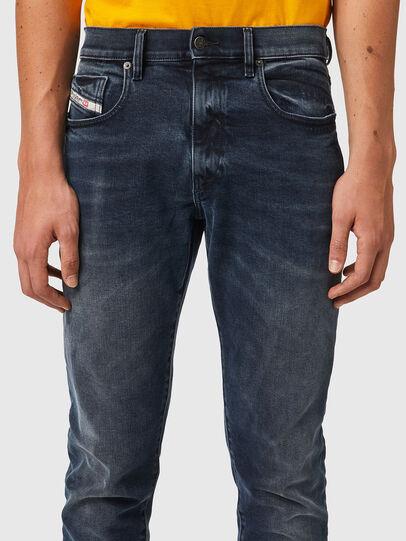 Diesel - D-Strukt 09B25, Dark Blue - Jeans - Image 3