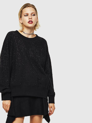 F-MAGDA-D, Black - Sweaters