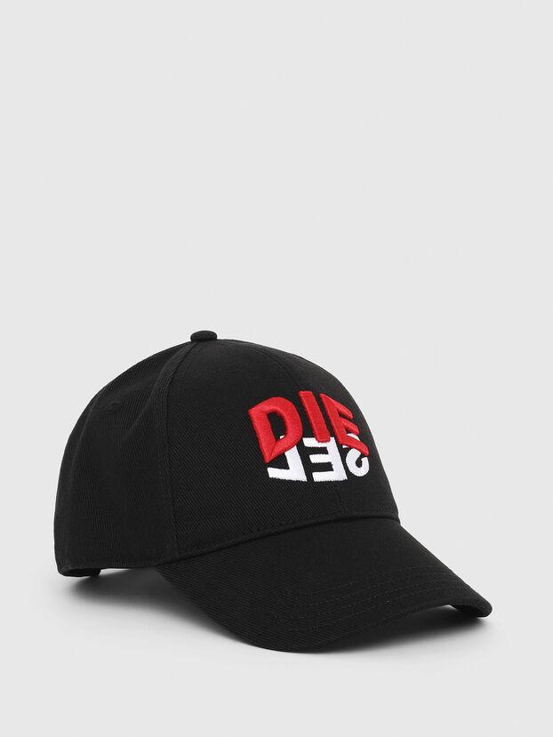 C-DIVE, Black - Caps