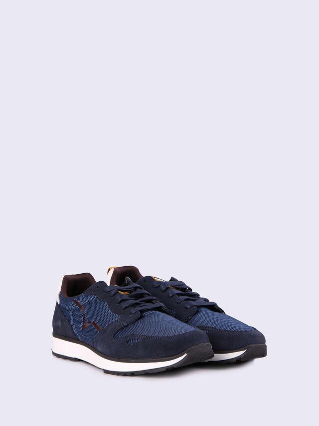 Diesel RV, Blue - Sneakers - Image 3