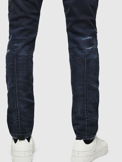 Diesel - Krooley JoggJeans 069KB, Dark Blue - Jeans - Image 5