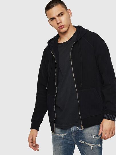 Diesel - S-ERGEY, Black - Sweaters - Image 4