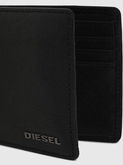 Diesel - NEELA XS, Black Leather - Small Wallets - Image 5