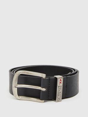 B-FORT, Black - Belts