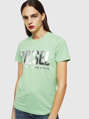 T-SILY-WX, Green Fluo - T-Shirts