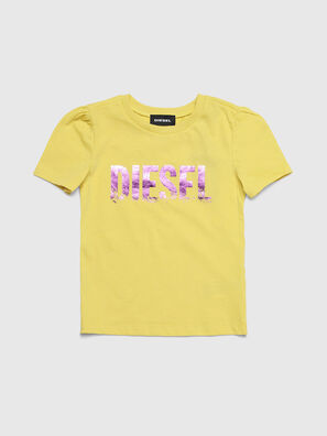 TRALLYB-R, Yellow - T-shirts and Tops