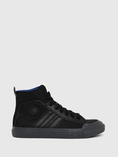 Diesel - S-ASTICO MID LACE, Black - Sneakers - Image 1