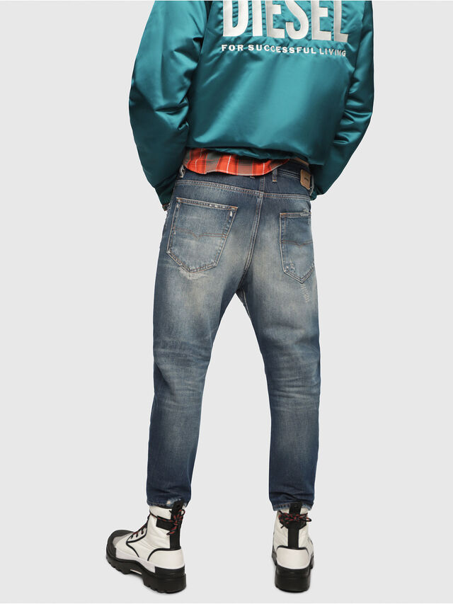 Diesel - Narrot 088AQ, Dark Blue - Jeans - Image 2