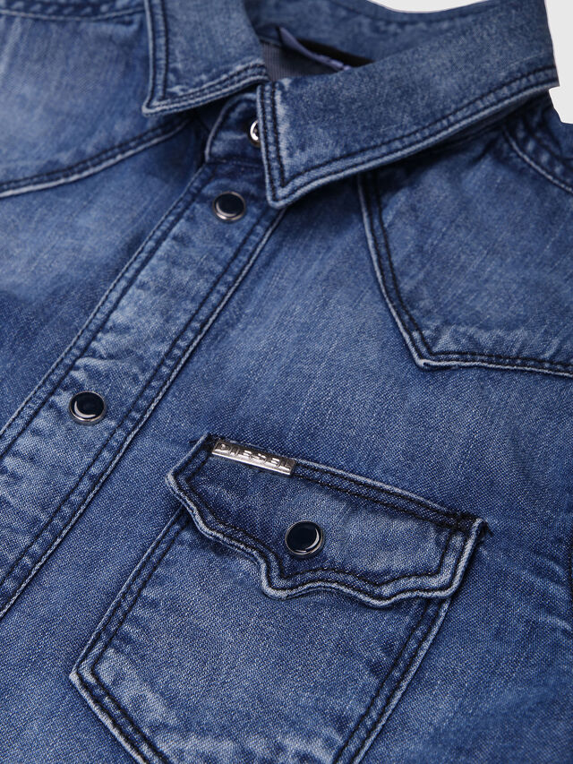 Diesel - CITROS, Blue Jeans - Shirts - Image 3