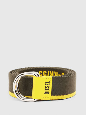 B-TAPE55, Black/Yellow - Belts