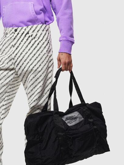 Diesel - DUPAK, Black - Travel Bags - Image 7