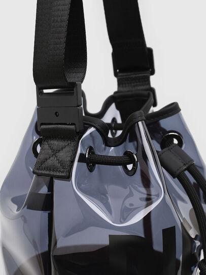 Diesel - BUCKET KID, Black - Bags - Image 5