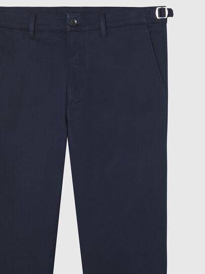 Diesel - P-JAX, Dark Blue - Pants - Image 3