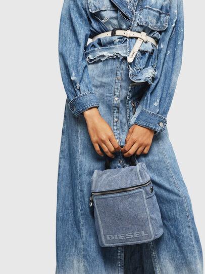 Diesel - ERACLEA II, Blue Jeans - Backpacks - Image 8