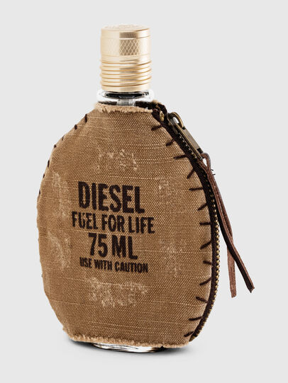 Diesel - FUEL FOR LIFE MAN 75ML, Brown - Fuel For Life - Image 3
