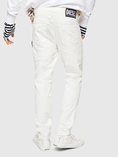 Diesel - Mharky 069IJ, White - Jeans - Image 2