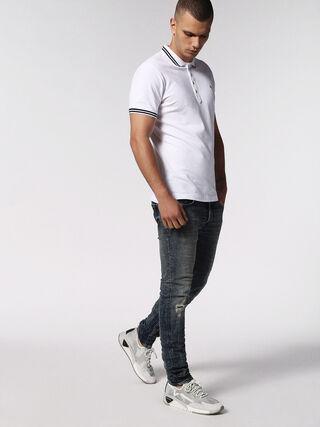 T-RANDY, White