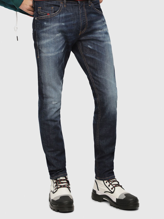 Diesel - Thommer 087AN, Medium blue - Jeans - Image 1