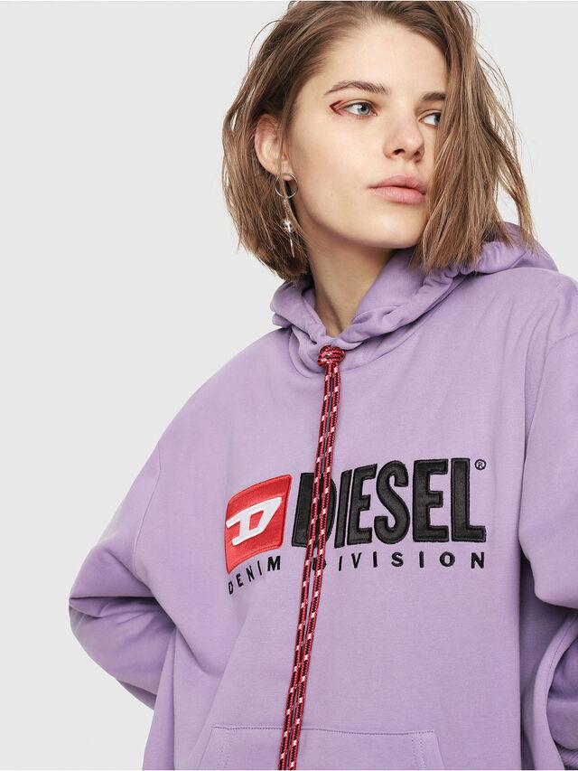 Diesel - D-ILSE-C, Lilac - Dresses - Image 4