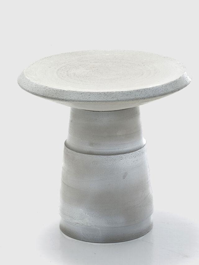 Living DL1T27 PISTON, White - Low Tables - Image 1