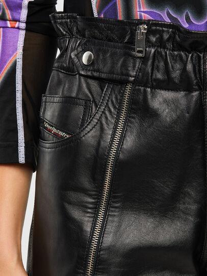 Diesel - L-KUNA, Black - Shorts - Image 4