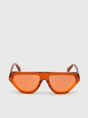 DL0322, Orange - Sunglasses