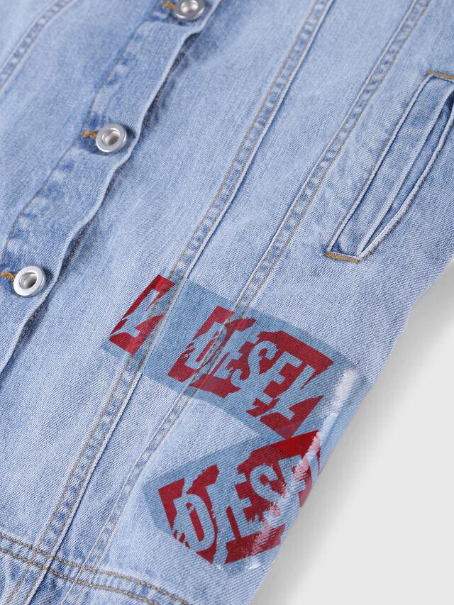 Diesel - DESIXTY, Blue Jeans - Dresses - Image 3