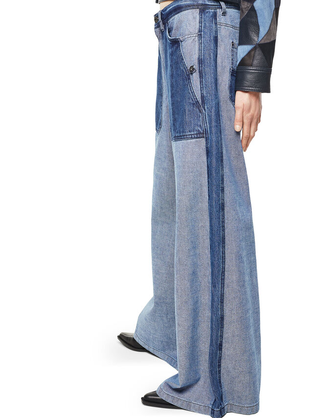 Diesel - TYPE-1907, Blue Jeans - Jeans - Image 6