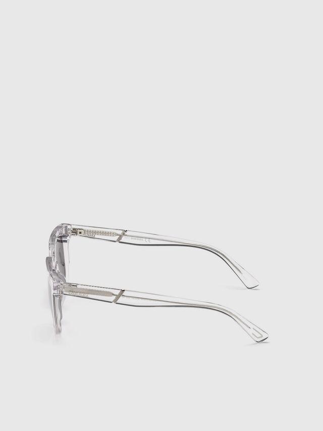 Diesel - DL0271, White - Sunglasses - Image 3