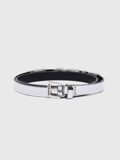 Diesel - BOGO, Silver - Belts - Image 1