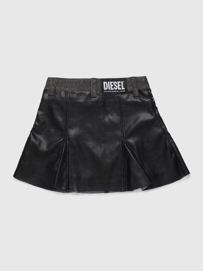 Diesel - GFUJO, Black - Skirts - Image 2