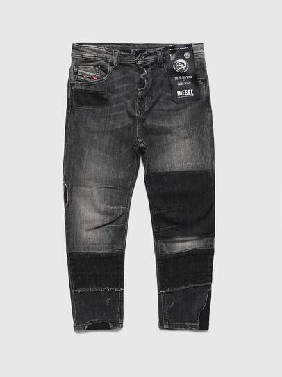 Diesel - NARROT-R-J-N, Black - Jeans - Image 1