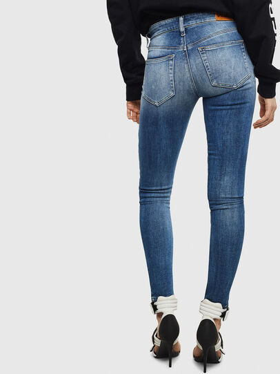 Diesel - Slandy 009CJ, Medium blue - Jeans - Image 2