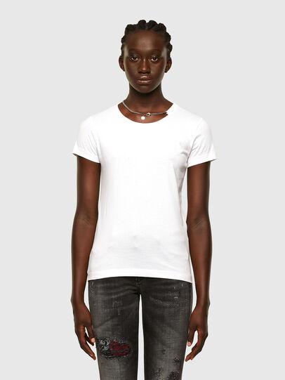 Diesel - T-CHAIN, White - T-Shirts - Image 1