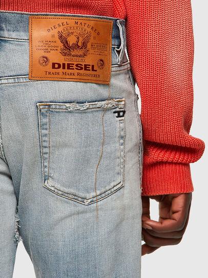 Diesel - D-Strukt 09A04, Light Blue - Jeans - Image 3
