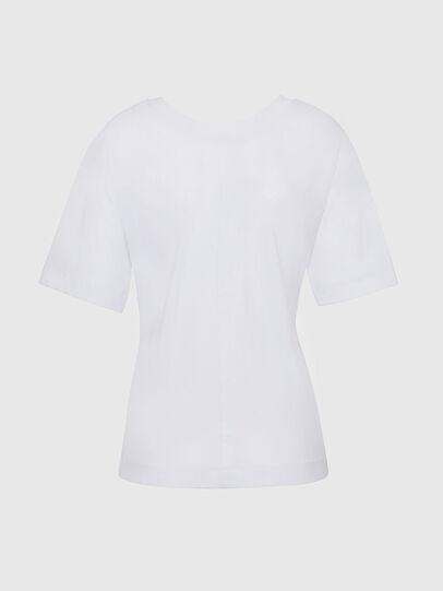 Diesel - T-SHEELA, White - T-Shirts - Image 2