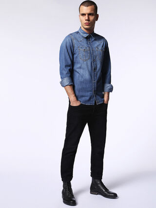D-BROOME, Blue jeans