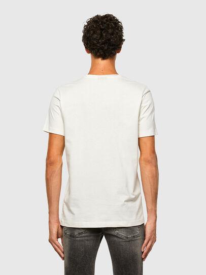 Diesel - T-DIEGOS-X45, White - T-Shirts - Image 5