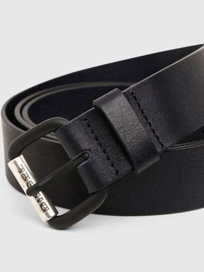Diesel - B-ZIGRA, Black - Belts - Image 2
