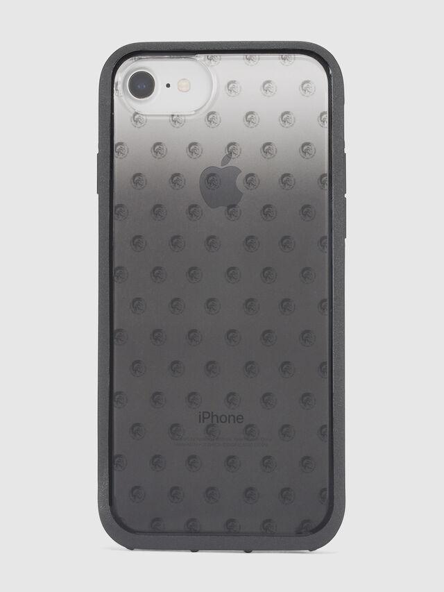 Diesel MOHICAN HEAD DOTS BLACK IPHONE 8 PLUS/7 PLUS/6s PLUS/6 PLUS CASE, Black - Cases - Image 2