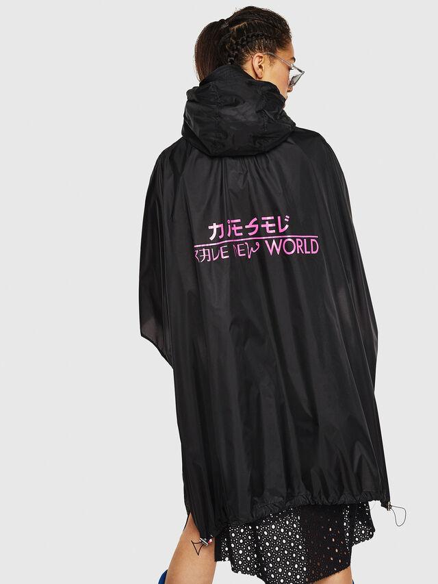 Diesel - G-MOS-A, Black - Jackets - Image 2
