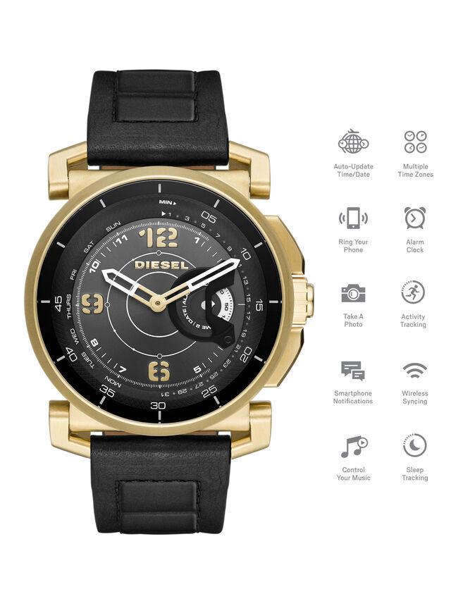 Diesel DT1004, Black - Smartwatches - Image 1