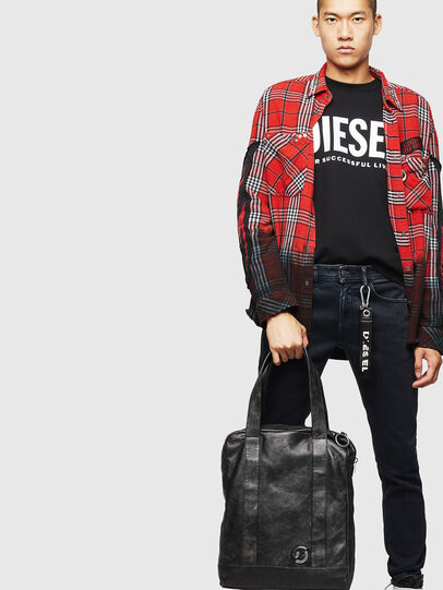 Diesel - ZAVIO,  - Shopping and Shoulder Bags - Image 7