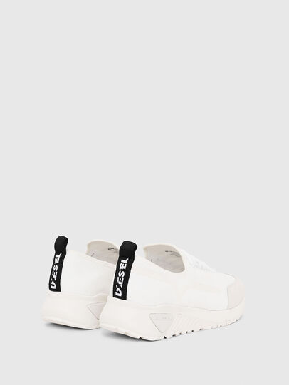 Diesel - S-KBY STRIPE, White - Sneakers - Image 3