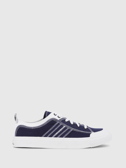 Diesel - S-ASTICO LOW LACE, Blue/White - Sneakers - Image 1