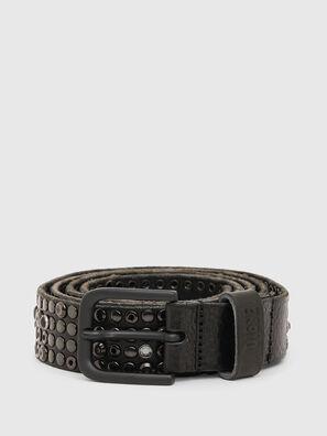 B-GIO II, Black - Belts