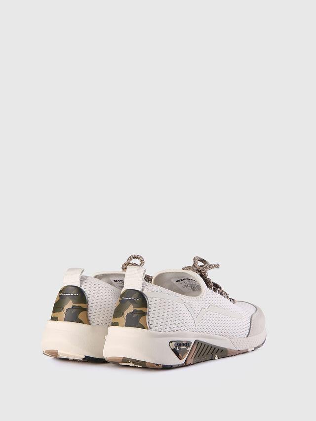 Diesel S-KBY, Beige - Sneakers - Image 3